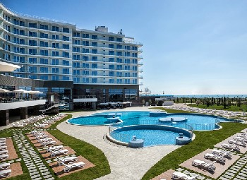 Radisson Blu Paradise Resort & Spa Sochi, Сочи